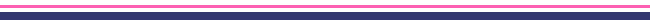 pink and navy divider