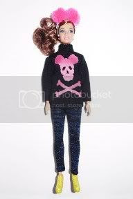 Barbie London Fashion Week Fall 2012