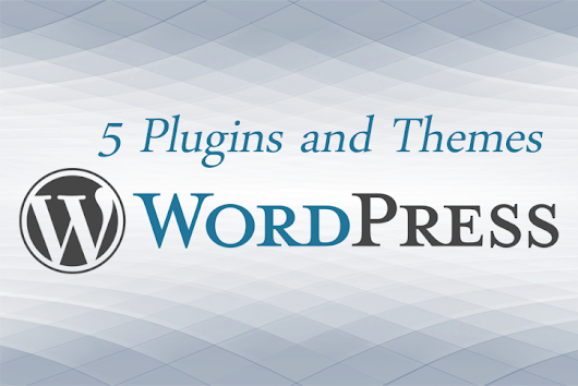 5 Latest Plugins And Creative WordPress Themes Used By 411Locals