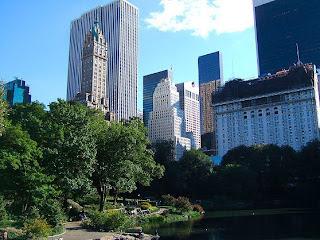 Central Park Nowy Jork New York