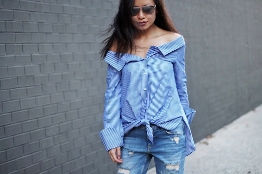 Desire To Inspire: Deconstructed Shirt | SIMPLY SOUL