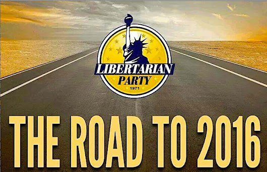 INSIDE THE BELTWAY: Libertarians prepare for political war