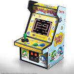 My Arcade Taito BUBBLE BOBBLE Action Micro Arcade Machine Portable Handheld Video Game