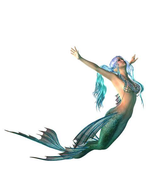 mermaid png transparent background  image  pixabay