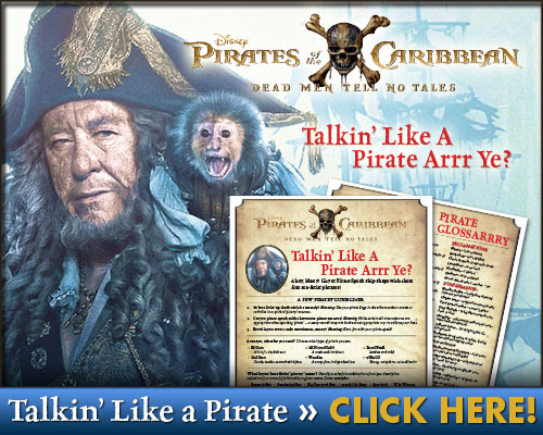 Disney's Pirates of the Caribbean: Dead Men Tell No Tales - Shop With Me Mama