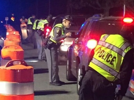 DUI Arrests Climb in Week Seven of County Alcohol Crackdown