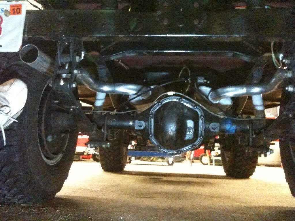 jeep cherokee exhaust