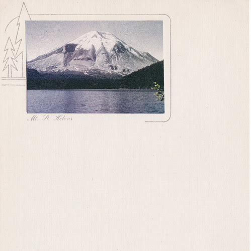 mt st helens stationary from around 1930
