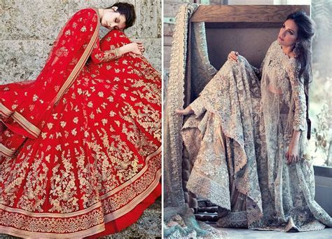Best Stores to Buy a Bridal Lehenga Choli Online ? Prices