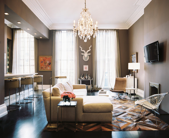 Tv Over Fireplace Photos, Design, Ideas, Remodel, and Decor - Lonny