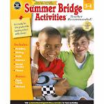 Summer Bridge Activities Bridging Grades 3 to 4 [Book]
