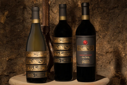HBO licenses out Game of Thrones wine for the Lannister, Stark and Targaryen houses