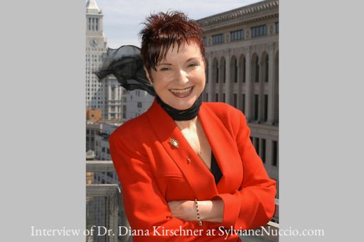 Interview with Dr. Diana Kirschner relationship expert