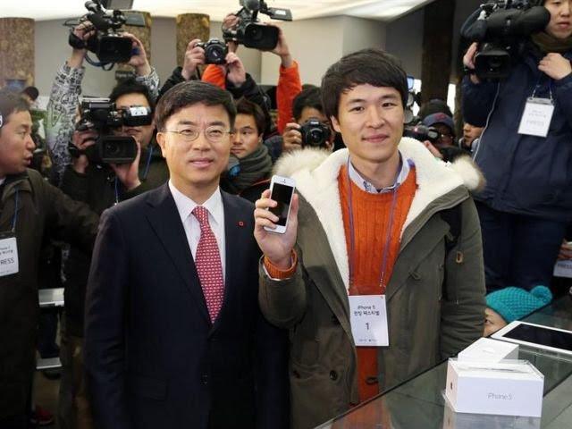 China: Los iPhone son una amenaza a la seguridad nacional