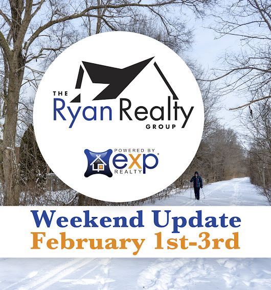 Your Weekend Update is Here (Feb. 1st-3rd)