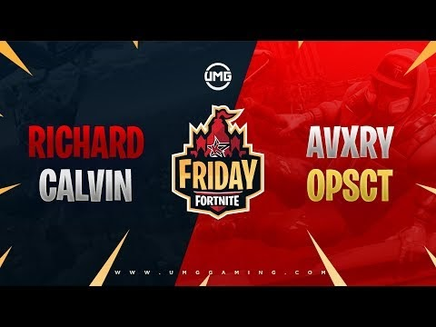 Friday Fortnite Brackets Fortnitecompetitive