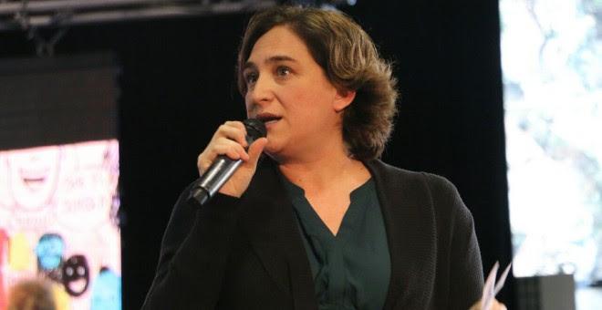Intervenció d'Ada Colau en la presentació d'Un País En Comú