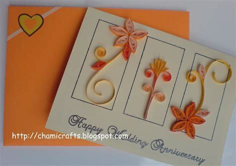 Wedding Anniversary Card With Pop Up. Anniversary