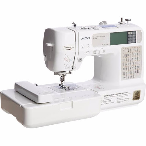 Brother Se400 Computerized Sewing And Embroidery Machine Google