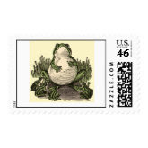 Frog Stamps stamp