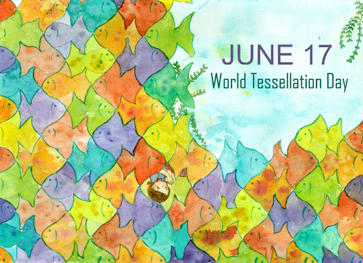 It's happening: World Tessellation Day (June 17) - Tessalation!