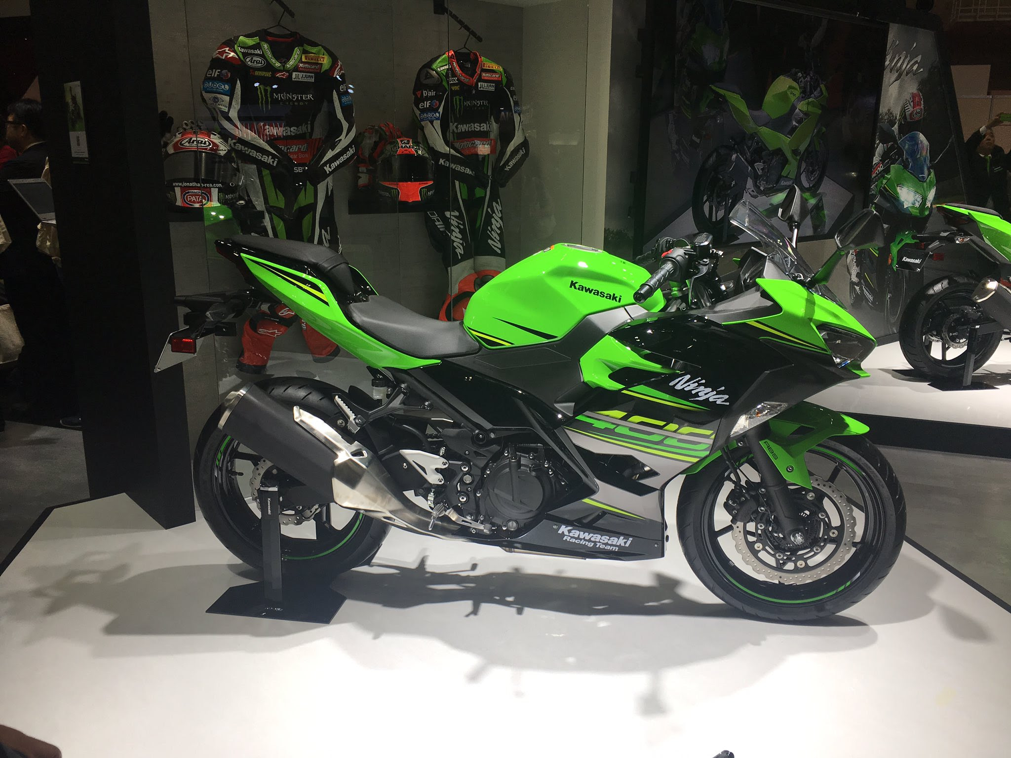 Ide Baru 15 Modifikasi New Ninja 250 Fi 2018