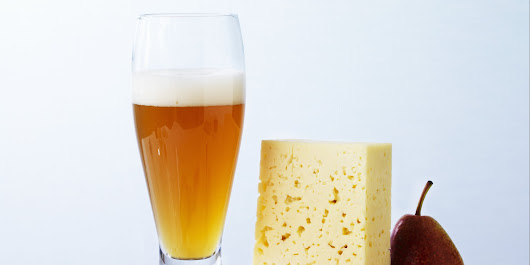 Don't Panic, There's A Beer And Cheese Pairing Guide