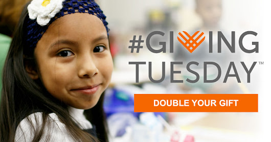 Your Giving Tuesday gift will be matched!