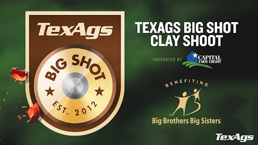 Register now for the TexAgs Big Shot Clay Shoot 2016