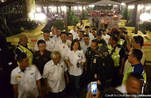 ADUN PH diusir pegawai imigresen keluar Sarawak