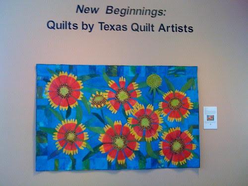 New Beginnings Quilt Exhibit