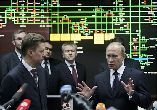 Gazprom may yet be a victim of Putin's Crimean adventure