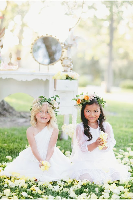 Role of the Flower Girl