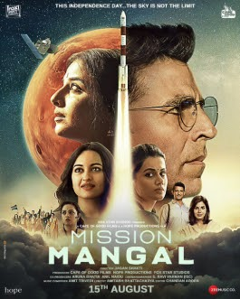 Mission Mangal Movie Download In Hindi 480p, 720p For free In hindi
