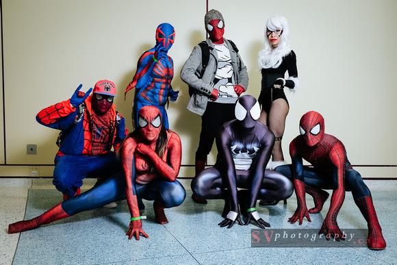 SVPhotography.ca: 2016-03-19 ComicCon &emdash; Toronto ComiCon