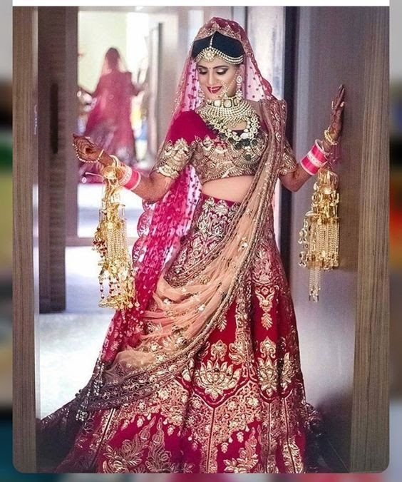 Marina Maitland Wedding Dress Indian Wedding Dress Trends 2019