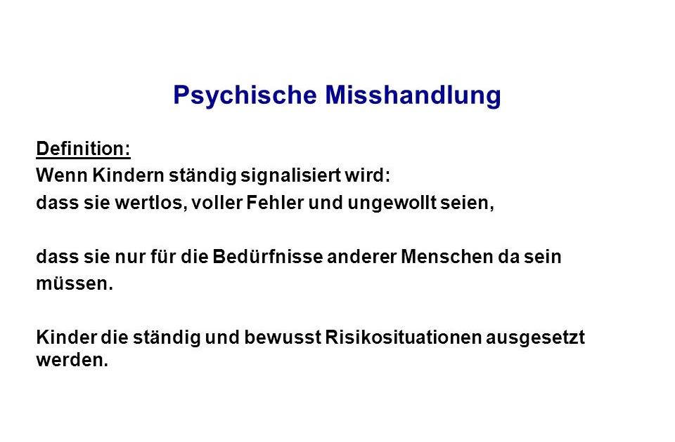 Dating sites in switzerland: Definition misshandlung