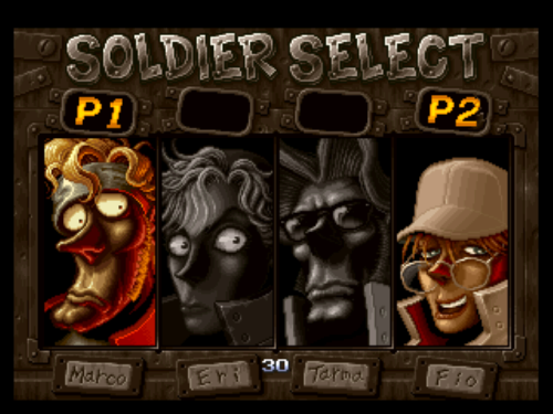 Survival Mode: Metal Slug 2 (Arcade)