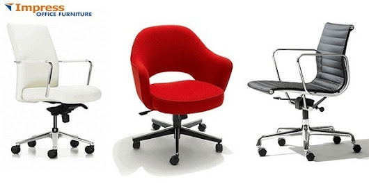 How to Choose the Right Office Chairs | Imprees Office Furniture | LED Lighting Perth