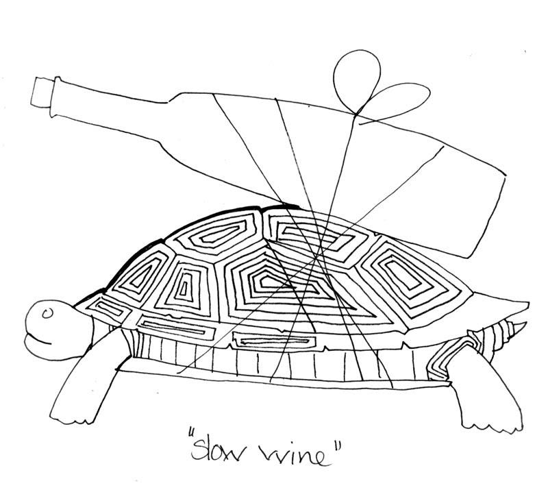 illya slow wine