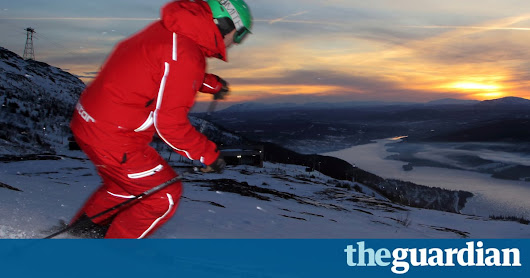 In awe of Åre, the Swedish ski resort now reached by budget flights | Travel | The Guardian