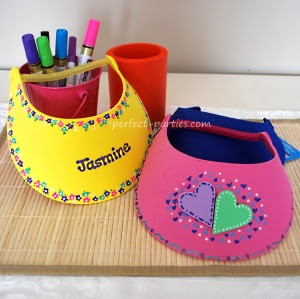 Foam Crafts Are An Easy Party Craft Perfect For Any Theme