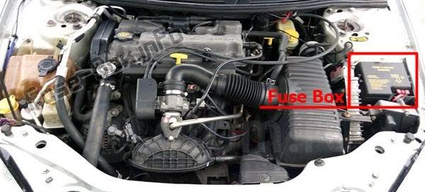33 2002 Chrysler Sebring Fuse Box Diagram