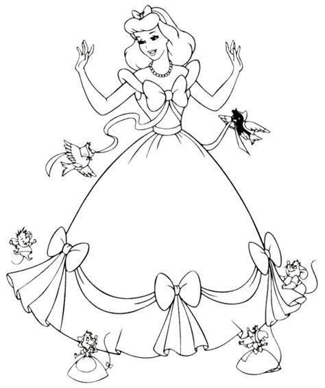 prenses boyama sayfasi princess coloring pages princesas