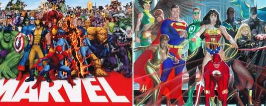 Superhero Movie Release Dates: From 2015 to 2020