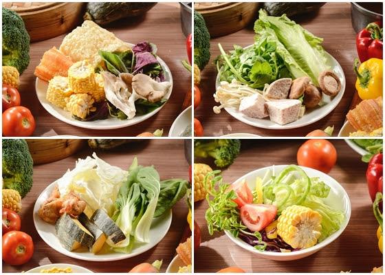 驚燕十分創意蔬食/素食吃到飽/驚燕十分/火鍋/蔬食