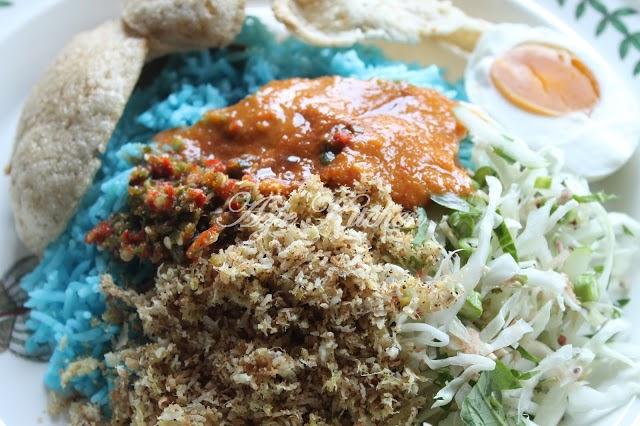 resepi sambal nasi lemak  enak agustus Resepi Ayam Hancur Enak dan Mudah
