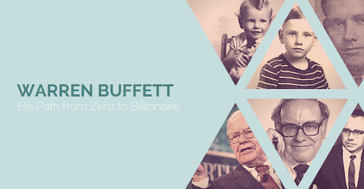 The Story of Warren Buffett and His Path as a Billionaire