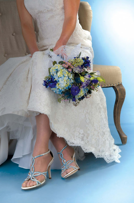 Bridal Boutique Shoe of the Week – Liz Rene, Maggie