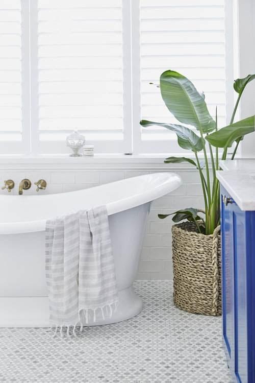 Φτιάξτε ένα όμορφο μπάνιο. Ιδέες